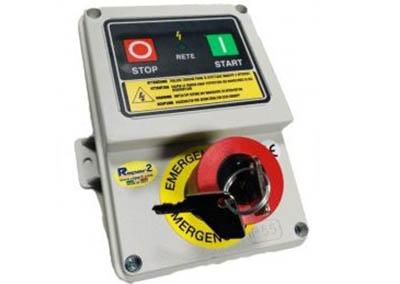 Safety Emergency Boxes 24V 14BT-BOX 3HP-10HP-24HP-MK