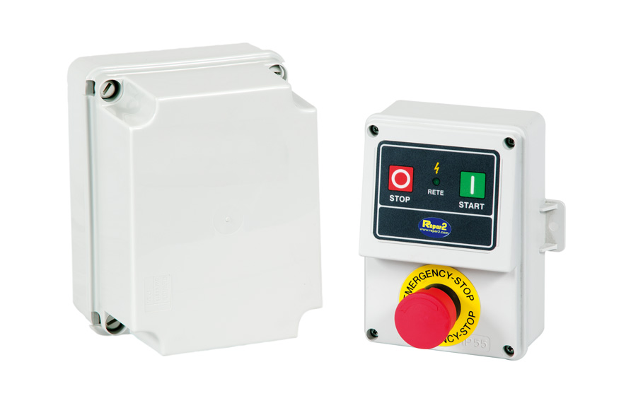 Safety Emergency Boxes 24V 14BT-BOX 24HP 18Kw 38A