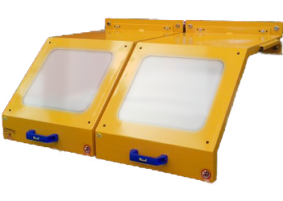 Safety Guards for Turning Machines 1SD