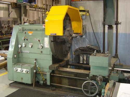 Safety Guards for Turning Machines 1TP