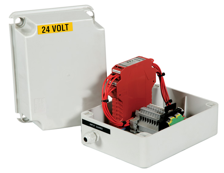 Safety Emergency Boxes 24V 14BT-BOX
