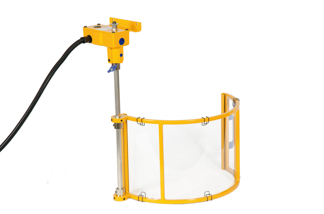 Safety Guards for Drilling Machines 3TR3B