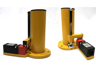 Safety Guards for Milling Machines 2FAO