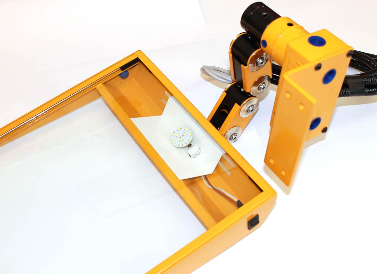 Защитные приспособления для Станки ручной шлифовки 7MO3LCMA3