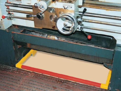 Safety Guards for Turning Machines 1PED