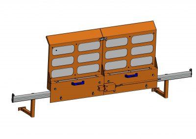 Защитные приспособления для Плоскошлифовальные станки 4PR2