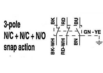 Cajas B.T.  24V – MICRO CONTACTO
