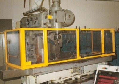 Safety Guards for Milling Machines 2TA