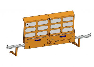 Safety Guards for Surface Grinders 4PR2