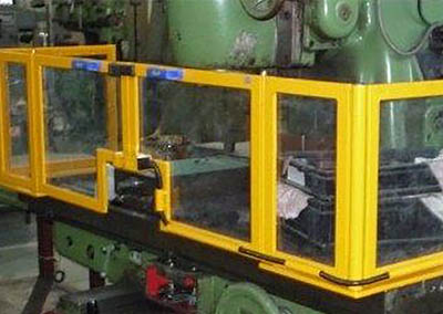 Safety Guards for Milling Machines 2TAM